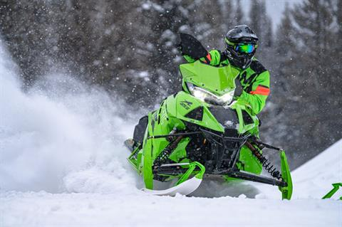 2022 Arctic Cat ZR 6000 RR ES with Kit in Deer Park, Washington - Photo 2