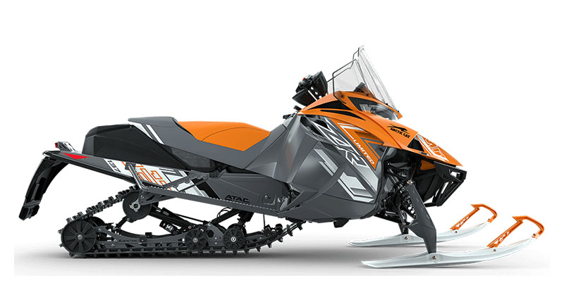 2022 Arctic Cat ZR 8000 Limited ATAC ES with Kit in Gaylord, Michigan