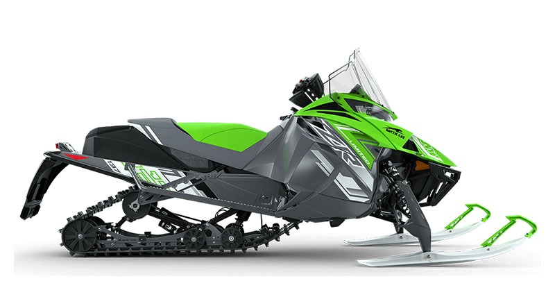 2022 Arctic Cat ZR 8000 Limited ES with Kit in Deer Park, Washington