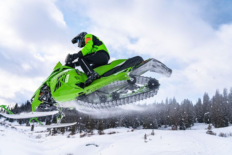 2022 Arctic Cat ZR 8000 RR ES in Osseo, Minnesota - Photo 3