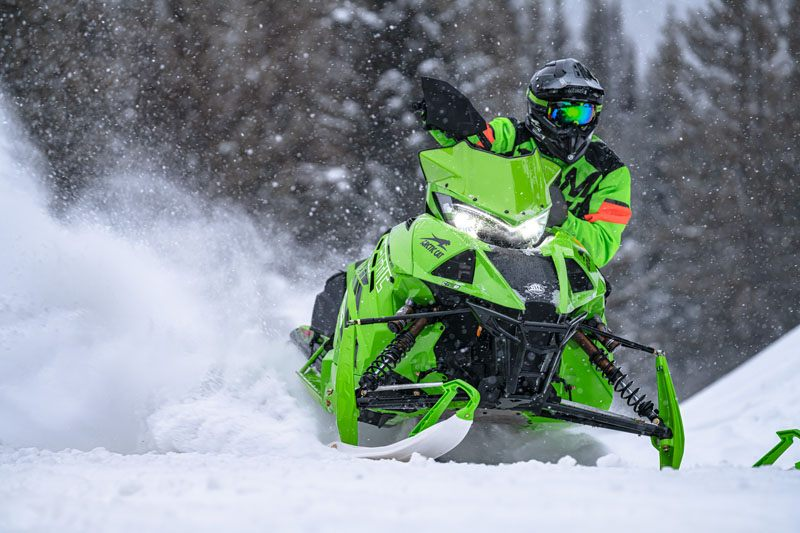 2022 Arctic Cat ZR 8000 RR ES with Kit in Gaylord, Michigan - Photo 2