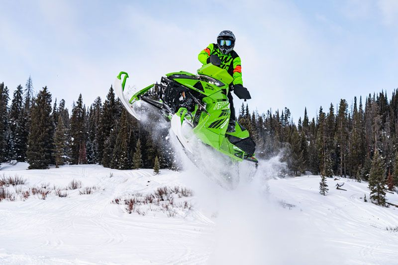 2022 Arctic Cat ZR 8000 RR ES with Kit in Gaylord, Michigan - Photo 4