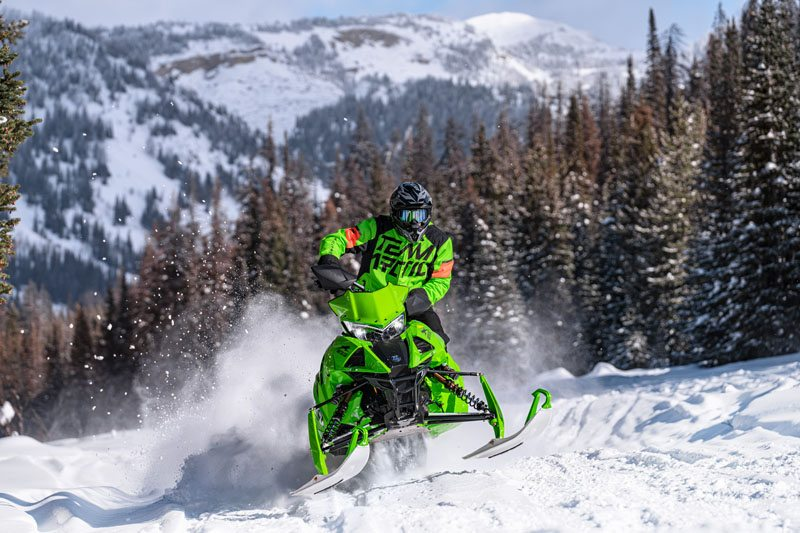 2022 Arctic Cat ZR 8000 RR ES with Kit in Gaylord, Michigan - Photo 6