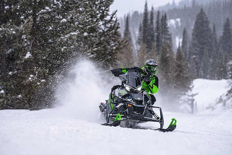 2022 Arctic Cat ZR 9000 Thundercat EPS ES with Kit in Escanaba, Michigan - Photo 2