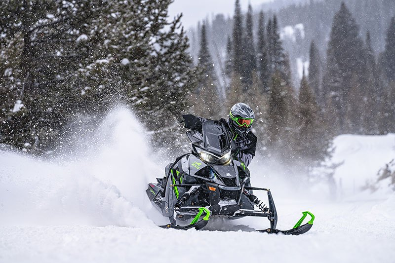 2022 Arctic Cat ZR 9000 Thundercat EPS ES with Kit in Bellingham, Washington - Photo 4
