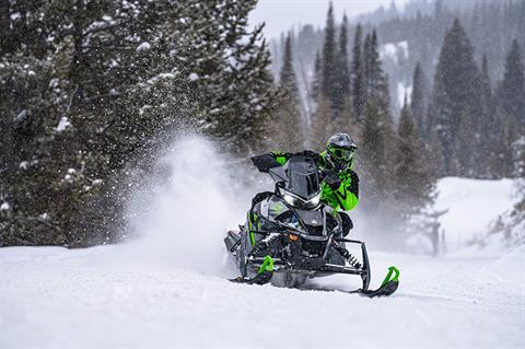 2022 Arctic Cat ZR 9000 Thundercat ES with Kit in Lincoln, Maine - Photo 2