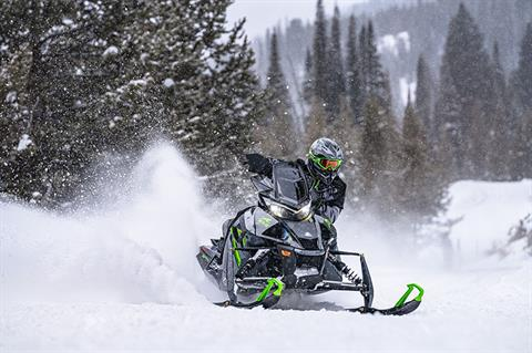 2022 Arctic Cat ZR 9000 Thundercat ES with Kit in Lincoln, Maine - Photo 4