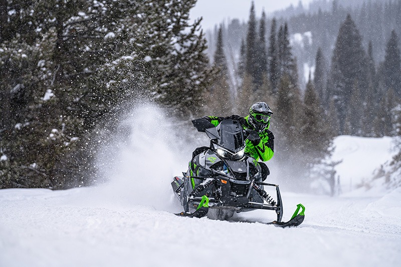 2022 Arctic Cat ZR 9000 Thundercat ES with Kit in Lincoln, Maine - Photo 5