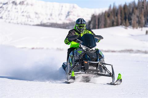 2022 Arctic Cat ZR 9000 Thundercat ES with Kit in Effort, Pennsylvania - Photo 6