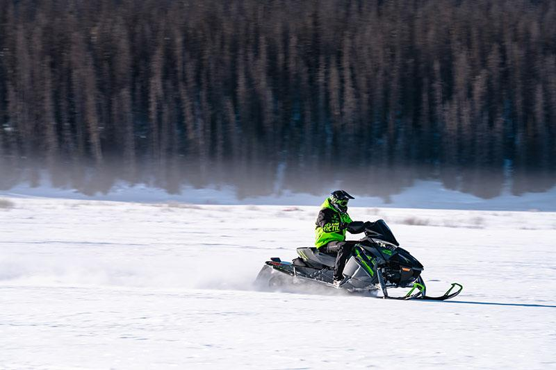 2022 Arctic Cat ZR 9000 Thundercat ES with Kit in Lincoln, Maine - Photo 7