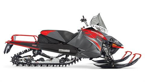 2022 Arctic Cat Norseman X 8000 ES in Hillsborough, New Hampshire