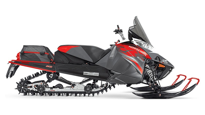 2022 Arctic Cat Norseman X 8000 ES with Kit in Escanaba, Michigan - Photo 1