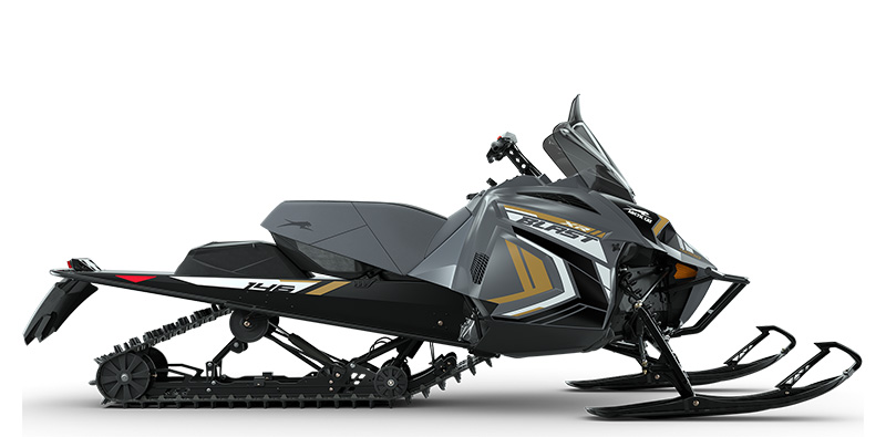 2022 Arctic Cat Blast XR 4000 ES with Kit Early Release in New Durham, New Hampshire - Photo 1