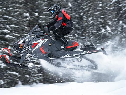 2022 Arctic Cat Riot 8000 1.35 ES with Kit in Lebanon, Maine - Photo 3