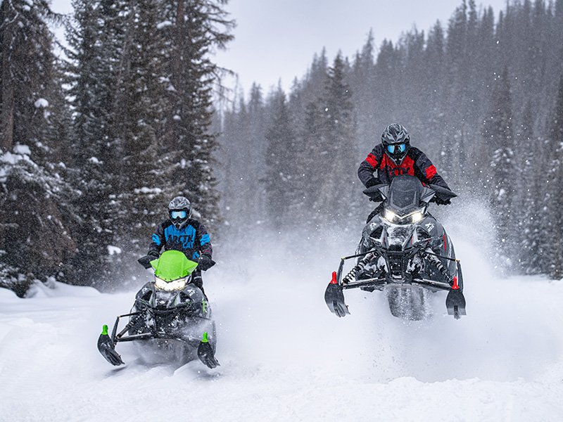 2022 Arctic Cat Riot 8000 ATAC ES with Kit in Sandpoint, Idaho - Photo 6