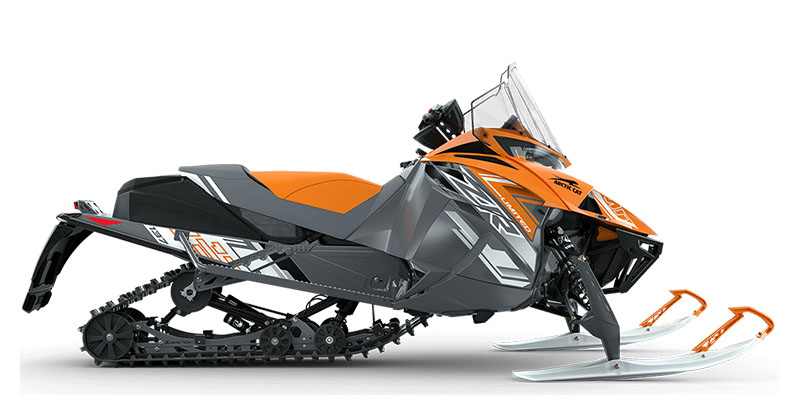 2022 Arctic Cat ZR 6000 Limited ES with Kit in Escanaba, Michigan