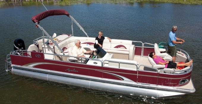2012 Avalon A Fish - 22' in Memphis, Tennessee