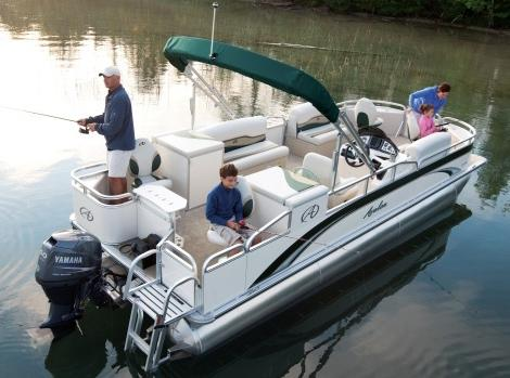 2012 Avalon C Fish - 22' in Memphis, Tennessee