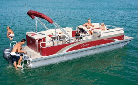 2012 Avalon Tropic - 22' in Ontario, California