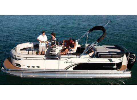 2012 Avalon Excalibur - 25' in Lancaster, New Hampshire