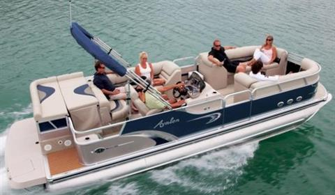 2012 Avalon Paradise - 25' in Lancaster, New Hampshire