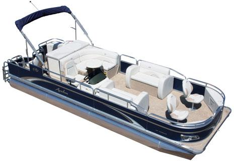 2013 Avalon A Fish - 24' in Memphis, Tennessee