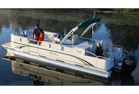 2013 Avalon A Fish - 24' in Lancaster, New Hampshire