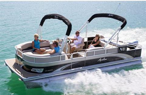 2013 Avalon C Fish - 22' in Black River Falls, Wisconsin
