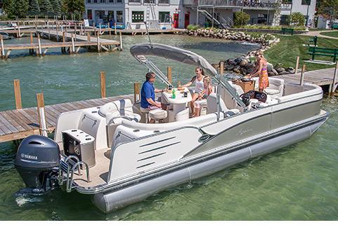 2016 Avalon Catalina Entertainer - 25' in Memphis, Tennessee