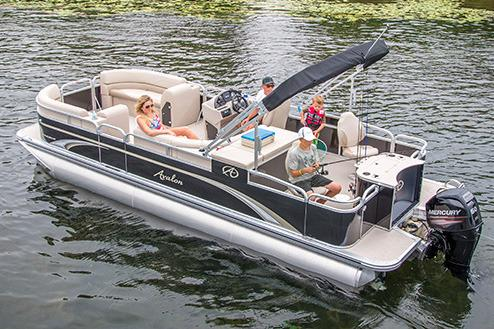 2016 Avalon Catalina GS Fish - 19' in Waxhaw, North Carolina