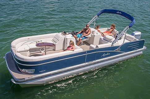 2016 Avalon Catalina Rear Lounger - 25' in Waxhaw, North Carolina