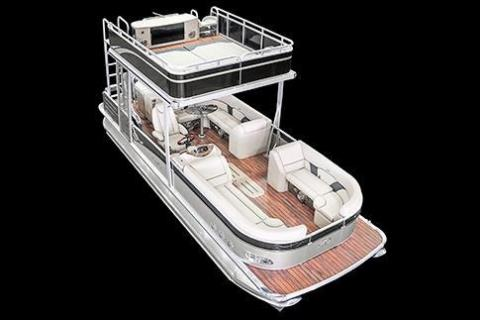 2016 Avalon Windjammer Funship Entertainer - 25' in Waxhaw, North Carolina