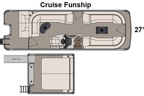 2017 Avalon Ambassador Cruise Funship - 27' in Lawton, Michigan