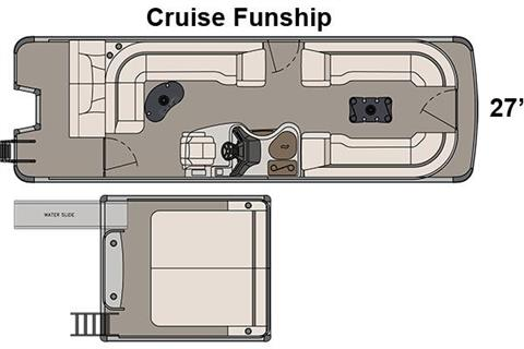 2017 Avalon Ambassador Cruise Funship - 27' in Memphis, Tennessee