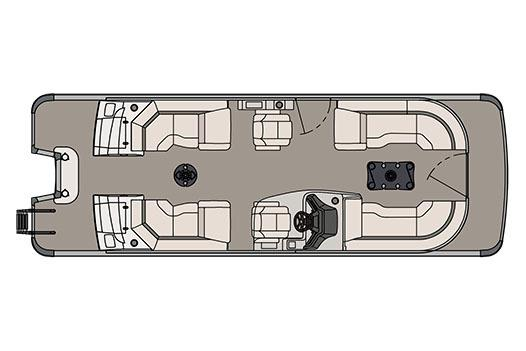 2017 Avalon Ambassador Quad Lounge - 25' in Black River Falls, Wisconsin