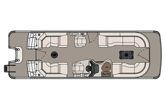 2017 Avalon Ambassador Quad Lounge - 27' in Ontario, California