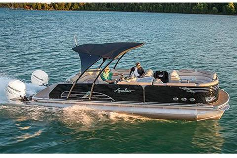 2017 Avalon Ambassador Rear J Lounge - 25' in Black River Falls, Wisconsin