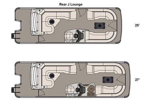 2017 Avalon Ambassador Rear J Lounge - 27' in Memphis, Tennessee