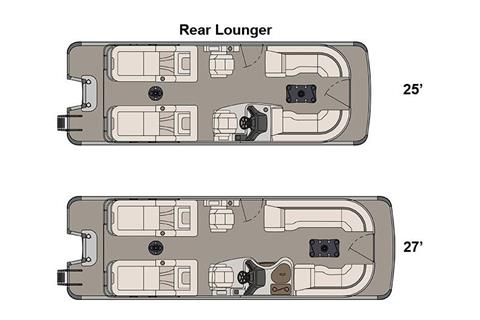 2017 Avalon Ambassador Rear Lounge - 25' in Memphis, Tennessee