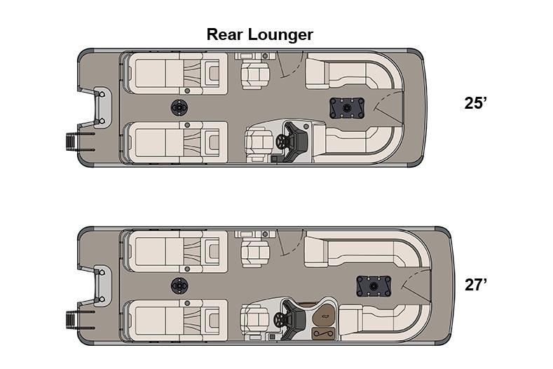 2017 Avalon Ambassador Rear Lounge - 27' in Ontario, California