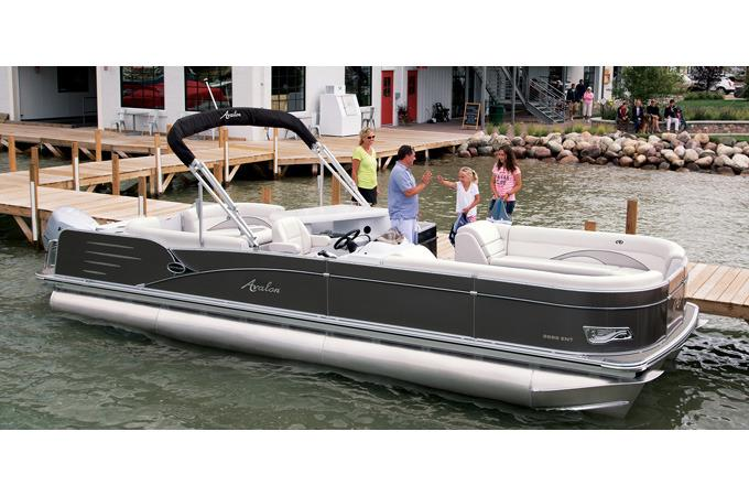 2017 Avalon Catalina Entertainer - 27' in Memphis, Tennessee