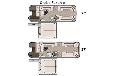 2017 Avalon Catalina Platinum Cruise Funship - 25' in Memphis, Tennessee
