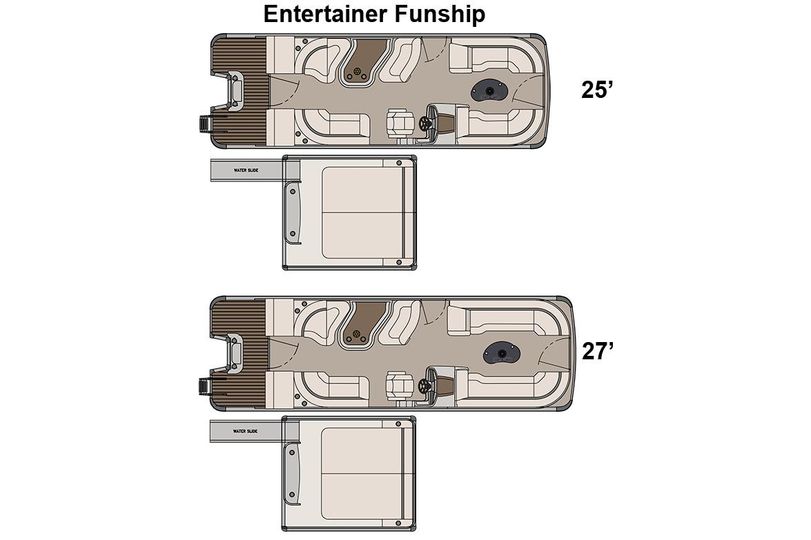 2017 Avalon Catalina Platinum Entertainer Funship - 27' in Memphis, Tennessee