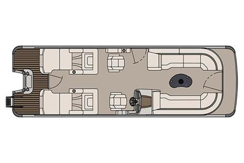 2017 Avalon Catalina Platinum Rear Lounge - 27' in Memphis, Tennessee