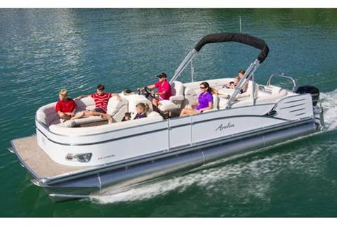 2017 Avalon Catalina Quad Lounge - 25' in Ontario, California