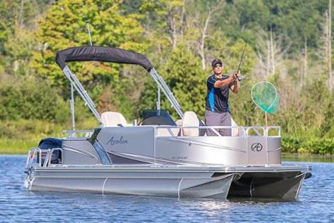 2017 Avalon Eagle Bow Fish - 14' in Black River Falls, Wisconsin