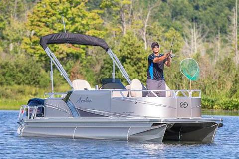 2017 Avalon Eagle Bow Fish - 16' in Black River Falls, Wisconsin