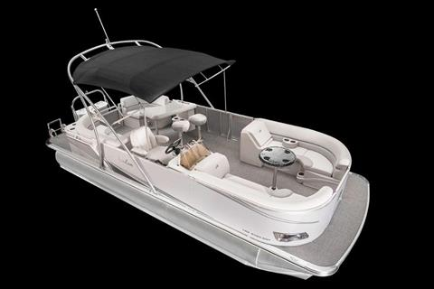 2017 Avalon LSZ Entertainer - 22' in Lancaster, New Hampshire