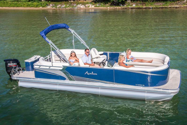 2017 Avalon LS Quad Lounge - 20' in Memphis, Tennessee