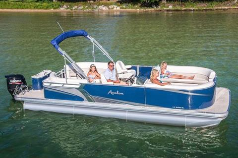 2017 Avalon LS Quad Lounge - 22' in Memphis, Tennessee